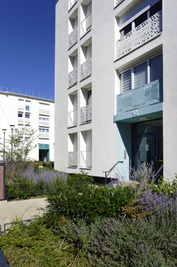 GTM B‰timent - Neuilly-sur-Marne RŽsidence Le Marais Rue Duguay Trouin - 93330 Neuilly-sur-Marne - Juillet 2020